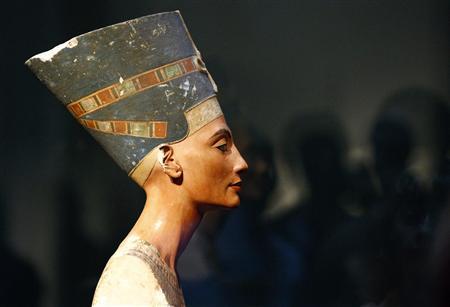 Buste de la reine Nefertiti