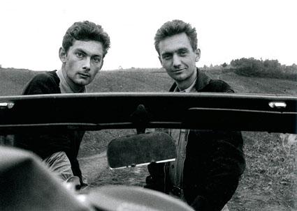 Bouvier et Vernet Turquie 1953
