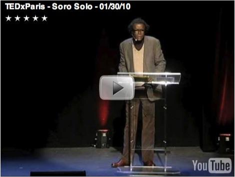 Soro Solo - TEDxParis