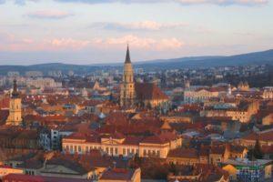 Cluj Napoca, Transylvanie - par Nicolas de Castelnau