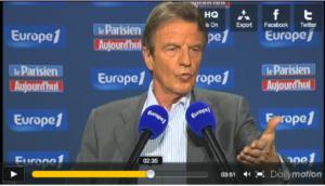 Kouchner, une confusion de quelle origine?