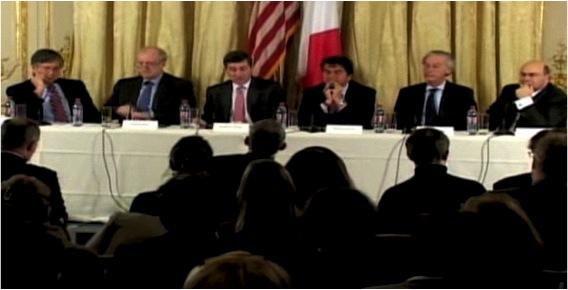 La diplomatie publique américaine en France: étude de cas