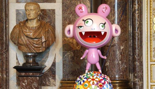 Murakami à Versailles : dialogue des cultures ou dialure des cultogues ?