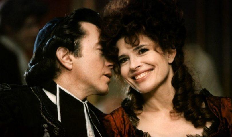 Bernard Giraudeau et Fanny Ardant dans Ridicule de P.Leconte