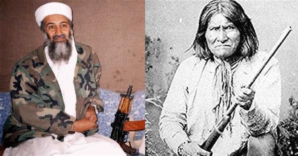 Ben Laden Geronimo ou l'inconscient américain