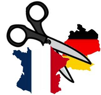 France-Allemagne: les ciseaux du Figaro
