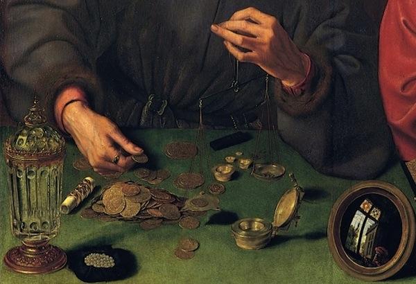 Complexe de l'argent et rémunération de l'expertise