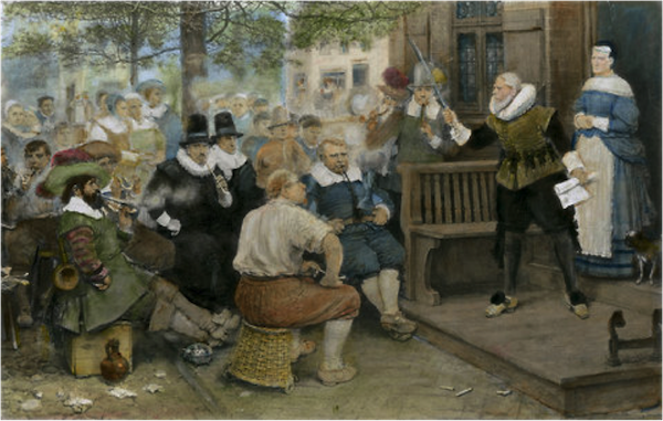 Washington Irving - XIXe siècle