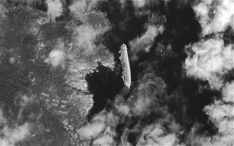 Retour sur le naufrage du Costa Concordia : facteurs humains et culturels de la sécurité