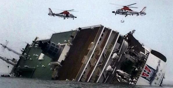Naufrage du ferry coréen: 17 défaillances en matière de culture de la sécurité