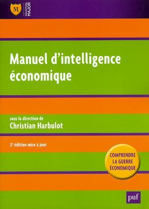 Sortie du 2e Manuel d'Intelligence Economique