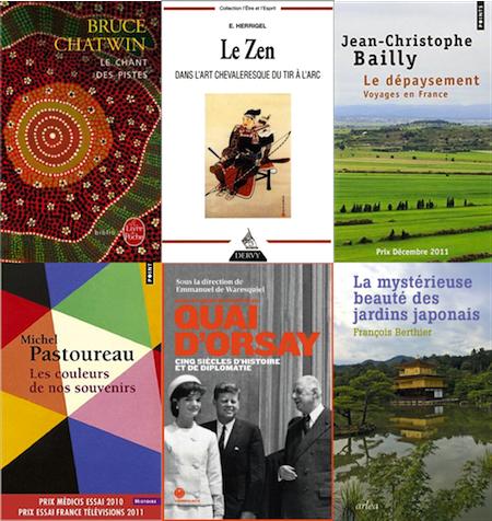 Six livres pour élargir les horizons en ce début d'année