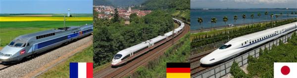 Les services en gare et à bord des trains – Enquête comparative : France, Allemagne, Japon