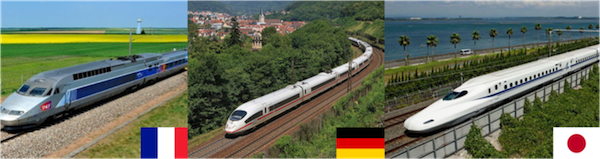 Service et ferroviaire